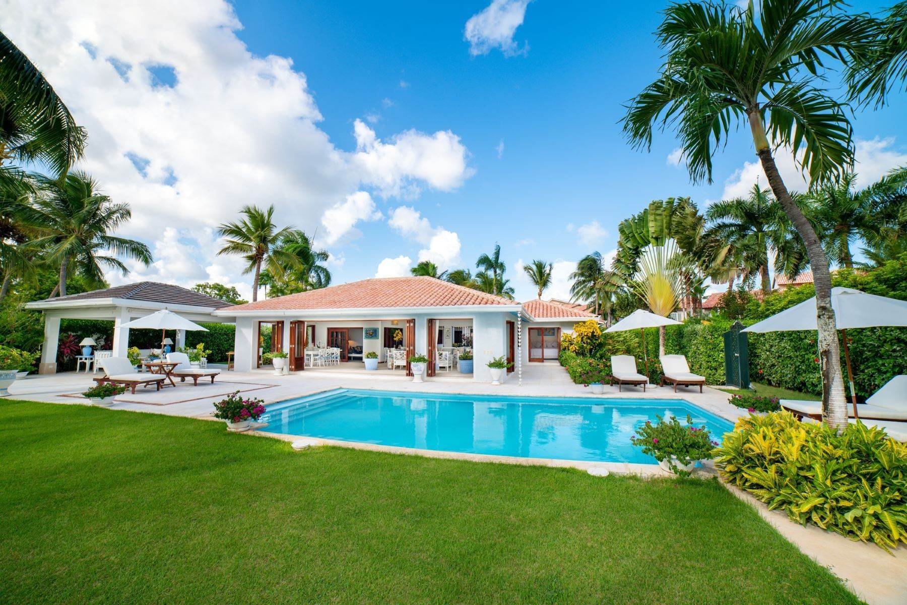 Single Family Homes for Sale at Calle del Faro # 9 - Beachfront Paradise with direct Ocean Views Calle del Faro # 9 Casa De Campo, La Romana 22000 Dominican Republic