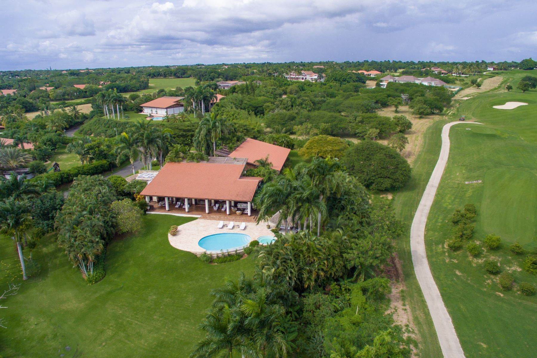 Single Family Homes at Sophisticated Ocean & Golf View Villa Casa De Campo, La Romana Dominican Republic