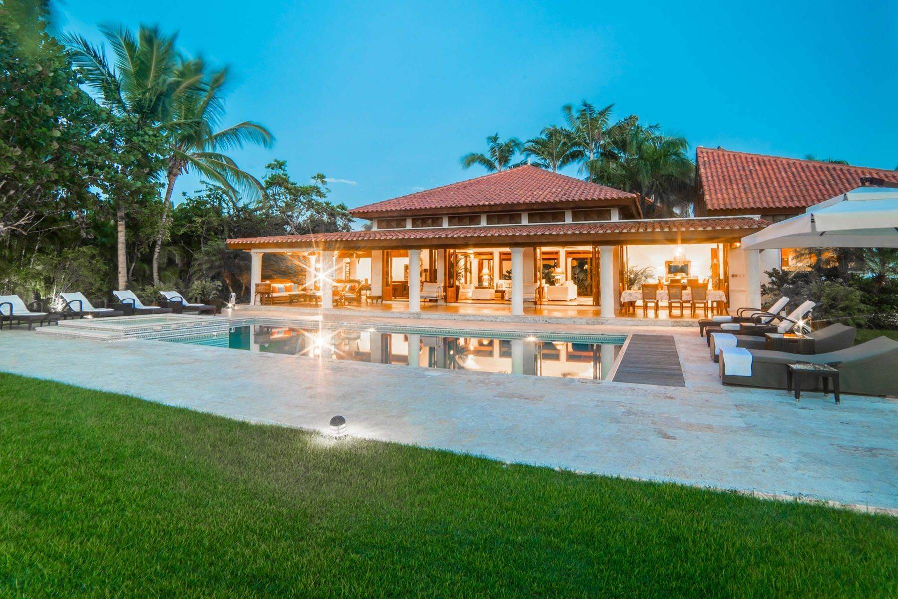 Single Family Homes at El Ingenio A – Pristine and Private with Fantastic Views over One - Level El Ingenio A Casa De Campo, La Romana 22000 Dominican Republic