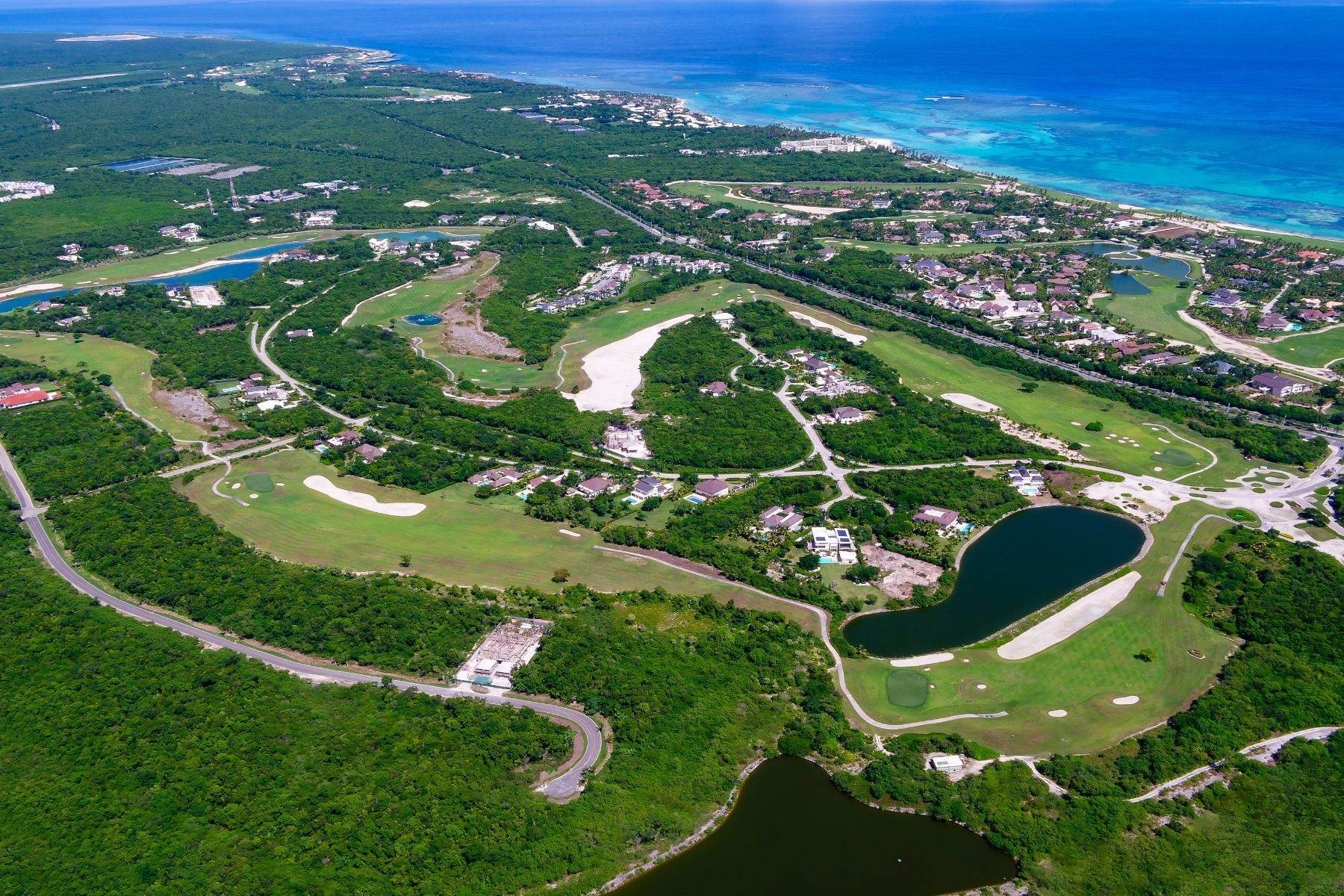 Land für Verkauf beim Hacienda # C-28 – East-Facing Golf View Parcel close to the Beach Hacienda # C-28, Punta Cana Resort Punta Cana, La Altagracia 23000 Dominikanische Republik